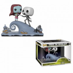 Figurine Pop NIGHTMARE BEFORE CHRISTMAS - Movie Moments Jack & Sally On The Hill