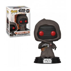 Figurine Pop STAR WARS -  MANDALORIAN - Offworld Jawa
