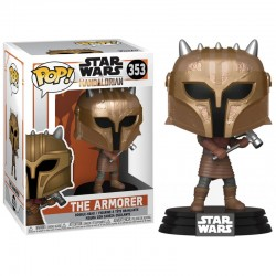 Figurine Pop STAR WARS - Mandolorian - The Armorer