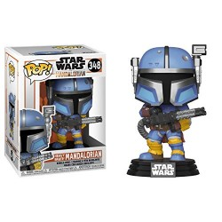 Figurine Pop STAR WARS - Mandalorian - Heavy Infantry Mandalorian
