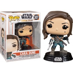 Figurine Pop STAR WARS - Mandalorian - Cara Dune
