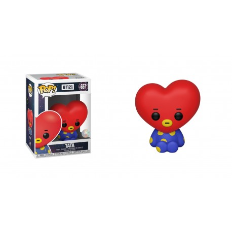 Figurine Pop BT21 - Tata