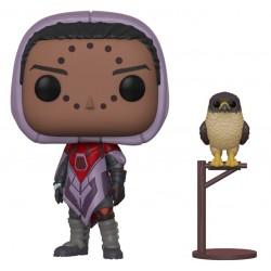 Figurine Pop DESTINY - Hawthorne With Hawk