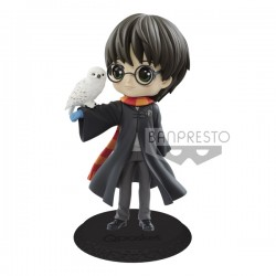 Figurine HARRY POTTER - Harry et Hedwige