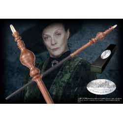 Baguette HARRY POTTER - Professeur Minerva McGonagall