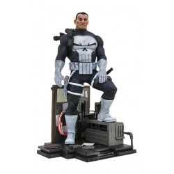Figurine MARVEL - Gallery diorama Punisher 23 cm
