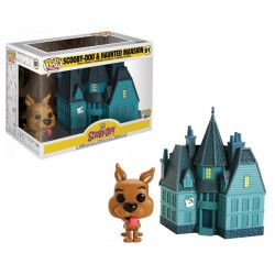 Figurine Pop SCOOBY DOO - Town Haunted Mansion