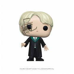 Figurine Pop HARRY POTTER - Draco Malfoy With Spider
