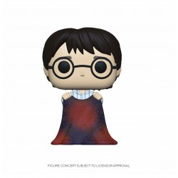Figurine Pop HARRY POTTER - Harry Cape d'Invisibilité