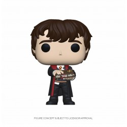 Figurine Pop HARRY POTTER - Neville With Monster Book