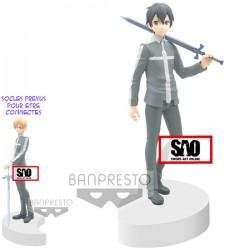 Figurine Sword Art Online Alicization Kirito 23cm