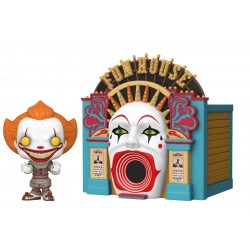 Figurine Pop Ça - Town Demonic Pennywise With Funhouse