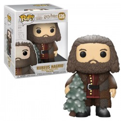 Figurine Pop HARRY POTTER - Hagrid Holiday