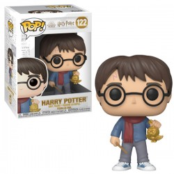 Figurine Pop HARRY POTTER - Harry Potter Holiday