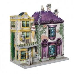 Puzzle 3D HARRY POTTER - Boutique Weasley et Daily Prophet