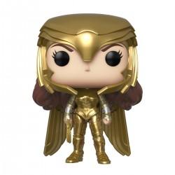 Figurine Pop WONDER WOMAN 84 Wonder Woman Gold Power Pose