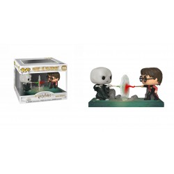 Figurine Pop HARRY POTTER - Harry vs Voldemort