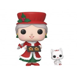 Figurine Pop ICONES Mrs Claus
