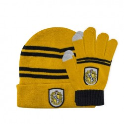 Pack Bonnet et Gants Tactiles Enfant HARRY POTTER - Gryffondor