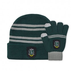 Pack Bonnet et Gants Tactiles Enfant HARRY POTTER -
