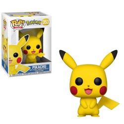 Figurine Pop POKEMON Pikachu