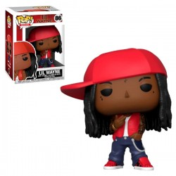 Figurine Pop RAP Lil Wayne
