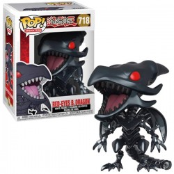 Figurine Pop YU-GI-OH -Red-Eyes Black Dragon