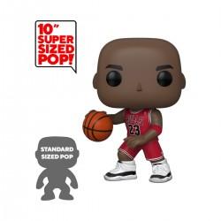 Figurine Pop NBA Michael Jordan Red Jersey 25cm