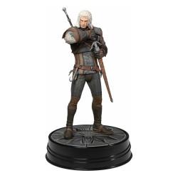 Figurine THE WITCHER - Wild Hunt statuette PVC Geralt Heart of Stone Deluxe 24 cm