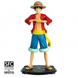 Figurine ONE PIECE Monkey D Luffy 17cm