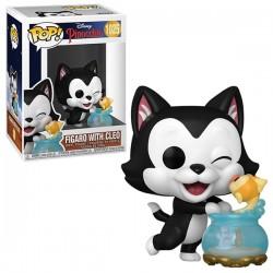 Figurine Pop PINOCCHIO Figaro et Cleo