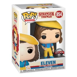 Figurine Pop STRANGER THINGS Eleven in Yellow Outfit Special Edition