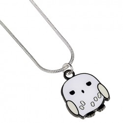 Collier HARRY POTTER- Hedwige CHIBI