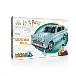 Puzzle 3D HARRY POTTER - Ford Anglia voiture Weasley