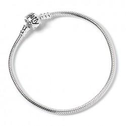 Bracelet à charms - HARRY POTTER - couleur argent