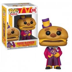 Figurine Pop ICONES McDonald Mayor McCheese